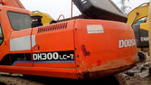 used 2010  doosan dh300lc-7 big