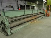 Used Bertsch Model 9 Plate Roll