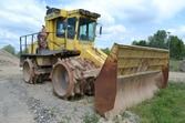 Used 2003 Bomag BC 772 RB waste