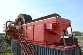Used Terex-Finlay SM45 sand and