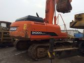 DOOSAN DH 300 LC-7 tracked exca