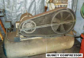 Used Quincy 10HP Com