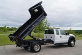 2011 Ford F450 – 11ft Dump Truc
