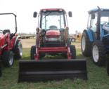 2014 Mahindra 5010 Cab Tractor