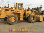 Used CAT 966C wheel loader