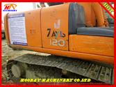 Used Excavator ZX120