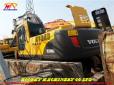 Volvo Tracked excavator EC240BL
