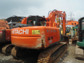 Used HITACHI ZX120 Z