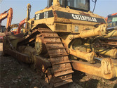 used cat d8r bulldozer
