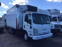 2012 Isuzu NPR Reefer Truck