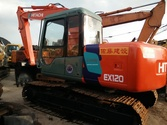 Used HITACHI EX120-2