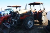 1991 AGCO Allias 5670 Tractor w