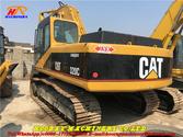 320C Caterpillar tracked excava