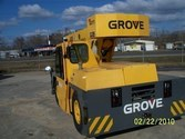 2007 Grove YB 4411 10.5 Ton Ca