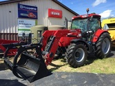New McCormick X6.430 Tractor wi
