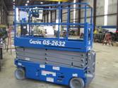 2016 Genie GS2632 Scissor Lift
