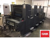 Heidelberg PM 52-4 four colour