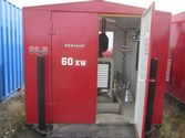 Used 2002 60 KW DIESEL GENERATO