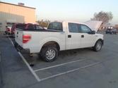 Vehicle Truck Gasoline 2012