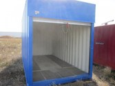 Used HIGH CUBE C-CAN BUILDING W