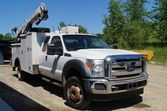 2012 Ford F-550 XLT – 28ft Cran