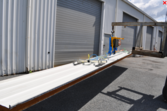 New Vaclift IMP roofing panel v