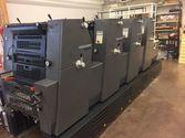 Heidelberg Printmaster 52-4+