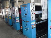 Used Harris V15D 8-unit, 22.75