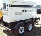 2013 Mulitquip 70 KVA Diesel Ge