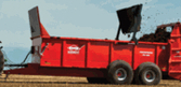 Used Kuhn Knight PS160 with Acc
