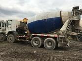 HINO 10CBM concrete mixer truck