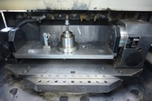 Chiron FZ15W Vertical Machining