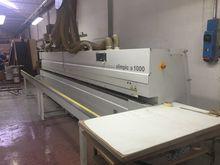 Edge banding machine Scm S1000