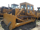 Used CAT D7G bulldozer with che