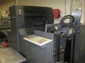 HEIDELBERG DRY COATING MACHINE