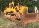 BULLDOZER CATERPILLAR D7 E
