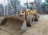caterpillar  950 wheel  loader