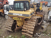 Used CAT D7H Bulldoz