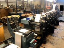 Used Printing Presses for sale  Mark Andy equipment & more