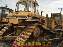 Used Caterpillar D6H bulldozer,