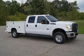 2013 Ford F250 XL – 4WD 6.7L Di