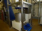 San Cassiano, heavy duty mixer,