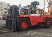 Used 1980 KALMAR DB 28 RORO For