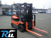 2008 TOYOTA COUNTER FORKLIFT BA