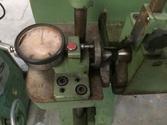 Setting machine for circular sa