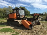 Galotrax 400 self-propelled mul