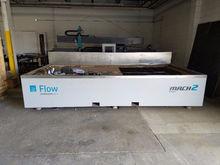 2014 Flow Mach II 4020B Waterje