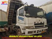 MITSUBISHI Used dump truck