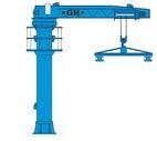 20 ton GH Marine Jib Crane
