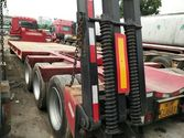Used YANGJIA trailer